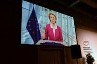 Dr. Ursula von der Leyen plädiert für eine europäische Gesundheitsunion
