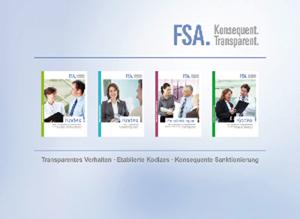 FSA: Transparenz ist der entscheidende Faktor