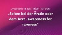inside good healthcare - Live-Talk zu Orphan Diseases
