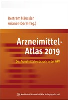 IGES Arzneimittel-Atlas 2019 erschienen