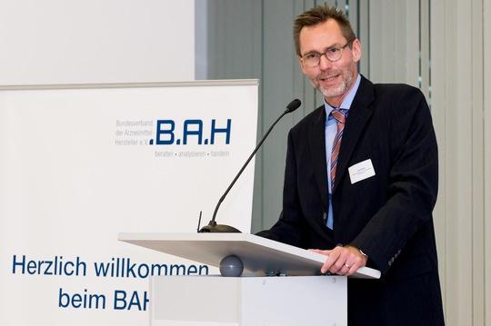 Lutz Boden übernimmt neue BAH-Abteilung Gesundheitsversorgung