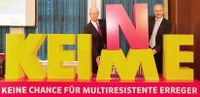 NRW-weite Initiative der Krankenhäuser gegen multiresistente Keime