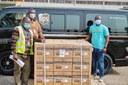 Unterstützung für faire weltweite Impfstofflieferungen