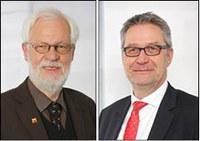 Hansen und Klemens an der Spitze